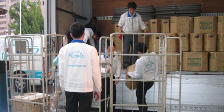 熊本地震の被災地への支援活動